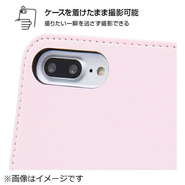 イングレムIngremiPhone8/7Plus手帳型ケースポップアップリラックマコグマIN-SXP7SPJ/KC