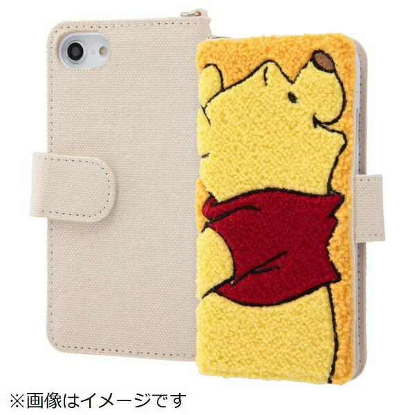 イングレムIngremiPhoneSE(第2世代)4.7インチ/iPhone8/7/6s/6(4.7)サガラ刺繍手帳型ケースIN-DP7S6SGR1/PO