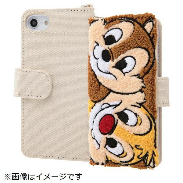 イングレムIngremiPhoneSE(第2世代)4.7インチ/iPhone8/7/6s/6(4.7)サガラ刺繍手帳型ケースIN-DP7S6SGR1/CD