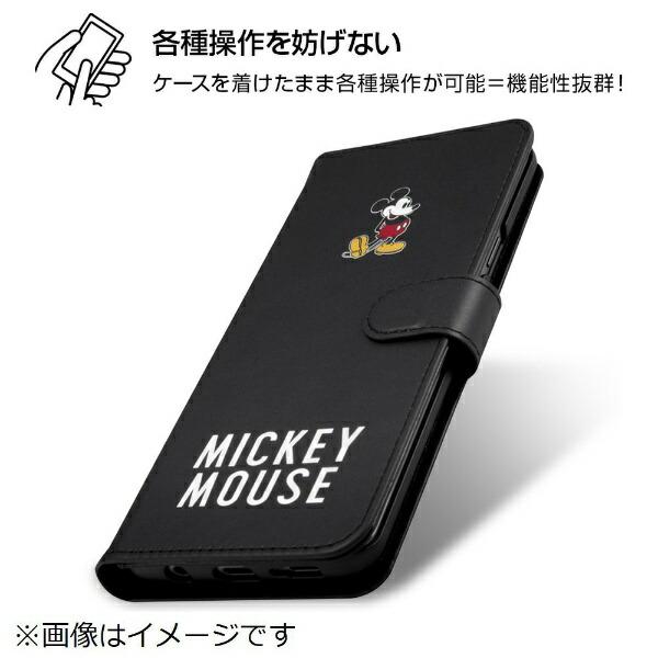 イングレムIngremGalaxyS9+ディズニーキャラクター手帳型ケースミニマウス016IN-DGS9PMLC2/MN016