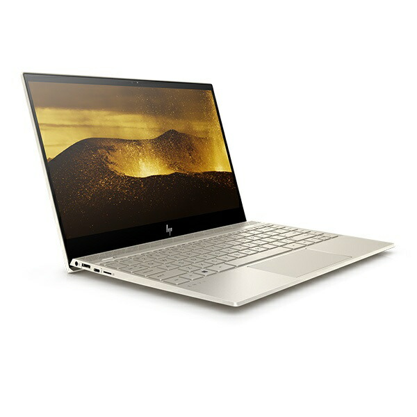 HPエイチピーENVY13-ah0011TU-OHBノートパソコンシルクゴールド4JA37PA-AAAB[13.3型/intelCorei5/SSD:256GB/メモリ:8GB/2018年6月モデル][13.3インチoffice付き新品windows10]