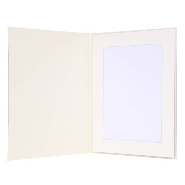 チクマChikuma写真台紙No.37立L判1面クリーム12992-9クリーム[タテ/E・Lサイズ/1面]