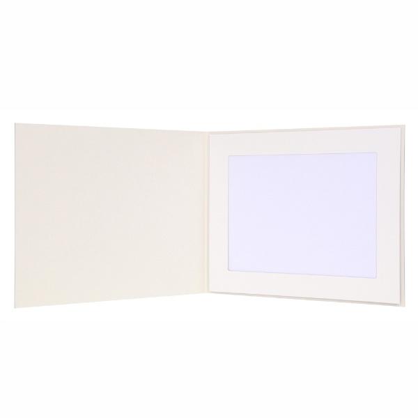 チクマChikuma写真台紙No.37横L判1面クリーム12994-3クリーム[ヨコ/E・Lサイズ/1面]