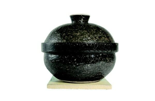 長谷製陶長谷園いぶしぎん(大)CT-80[CT80]