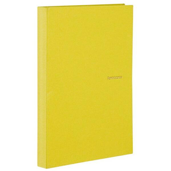 セキセイSEKISEIハーパーハウスレミニッセンスミニポケットアルバム高透明L判80枚収容XP-5580ライムグリーン