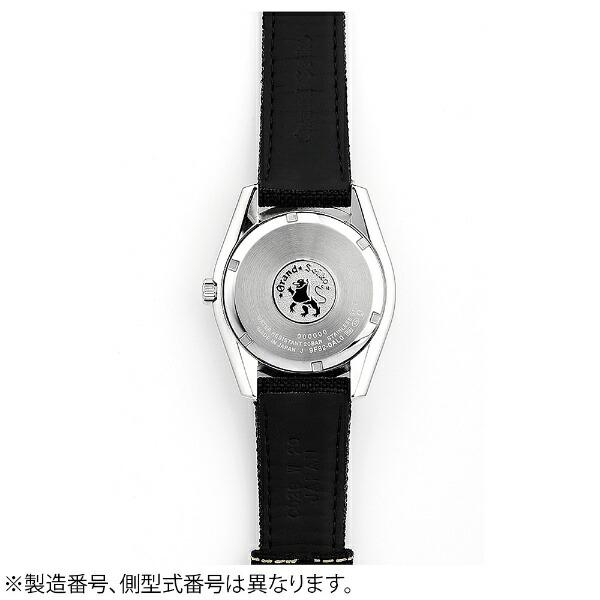 セイコーSEIKO【クオーツ時計】グランドセイコー(GrandSeiko)タフGSSBGV243