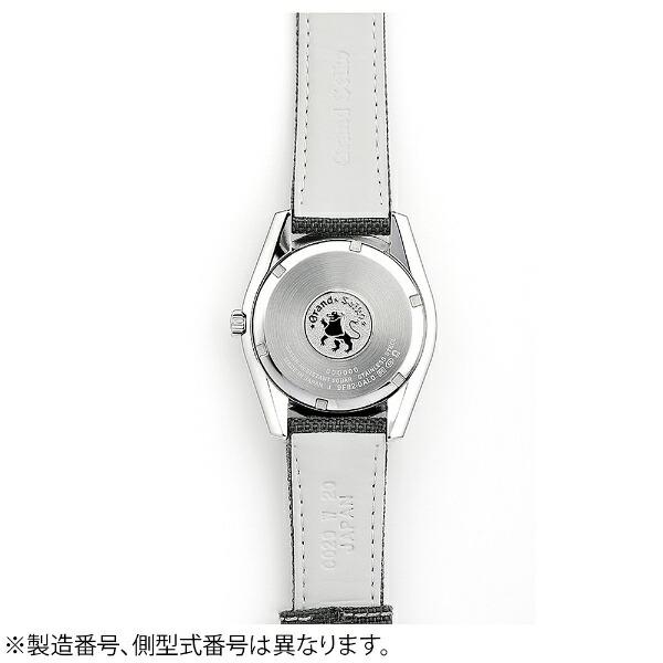セイコーSEIKO【クオーツ時計】グランドセイコー(GrandSeiko)タフGSSBGV245