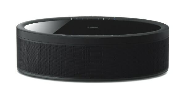 ヤマハYAMAHAWiFiスピーカーブラックWX-051B[Bluetooth対応/Wi-Fi対応][WX051B]