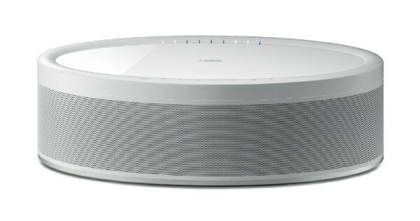 ヤマハYAMAHAWiFiスピーカーホワイトWX-051W[Bluetooth対応/Wi-Fi対応][WX051W]