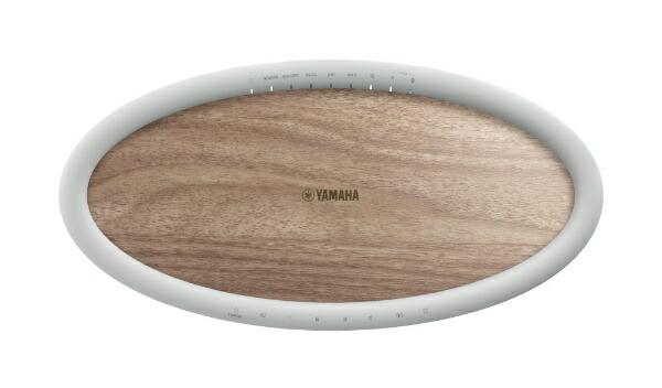 ヤマハYAMAHAWiFiスピーカーナチュラルWX-051MN[Bluetooth対応/Wi-Fi対応][WX051MN]
