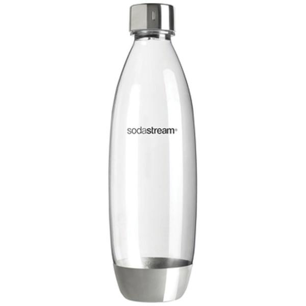 ソーダストリームSodaStreamソーダストリームFuse(ヒューズ)ボトル1L1本メタルSSB0026[SSB0026]