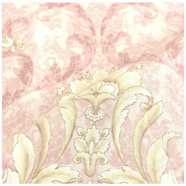 小栗OGURI【掛ふとんカバー】セレナーデシングルサイズ(綿100%/150×200cm/ピンク)【日本製】