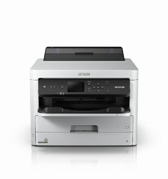 エプソンEPSONPX-S380インクジェットプリンタービジネスプリンターホワイト[はがき〜A4][プリンターモノクロ][PXS380]