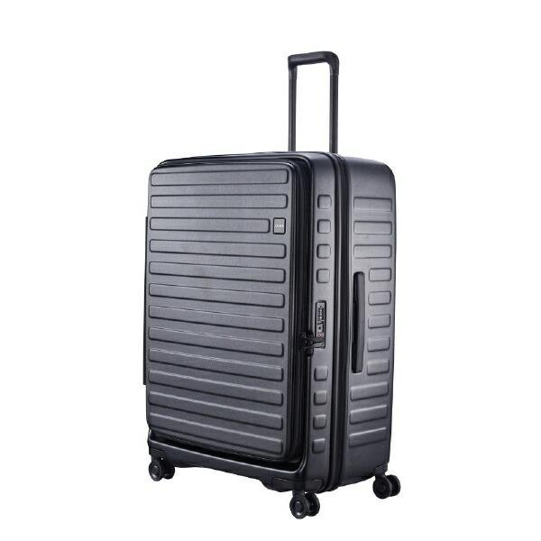LOJELロジェールスーツケースCUBO(キューボ)-NLLサイズCUBO-N-LLBKブラック