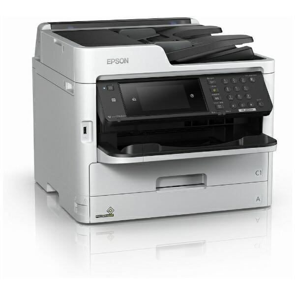 エプソンEPSONPX-M380Fインクジェット複合機ビジネスプリンターホワイト[はがき〜A4][プリンターモノクロ][PXM380F]