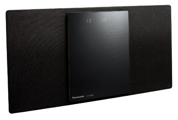 パナソニックPanasonicミニコンポSC-HC2000ブラック[Wi-Fi対応/ワイドFM対応/Bluetooth対応][CDコンポSCHC2000]