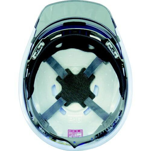 谷沢製作所TANIZAWASEISAKUSHOタニザワ特大型ヘルメットシールド面付溝付透明ひさし付