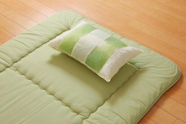 イケヒコIKEHIKO森の眠りひばパイプ枕2個セット高め(43×63×18cm)【日本製】