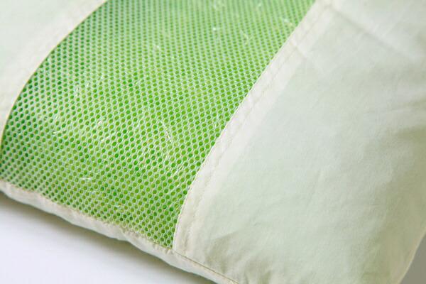 イケヒコIKEHIKO森の眠りひばパイプ枕2個セット普通(43×63×14cm)
