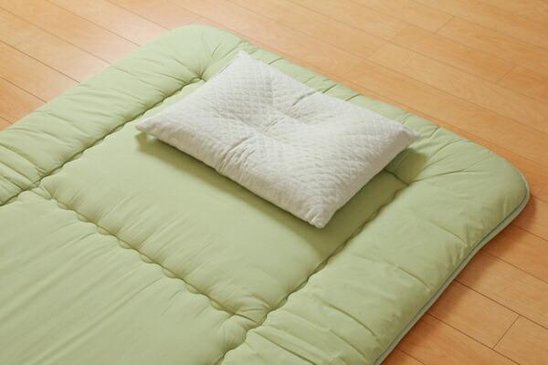 イケヒコIKEHIKOい草チップ枕「グラース」2個セット(35×50cm)【日本製】