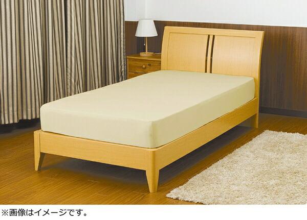 オーシンOSHIN【ボックスシーツ】スーパーフィットMFサイズ(90×190×27cm/アイボリー)