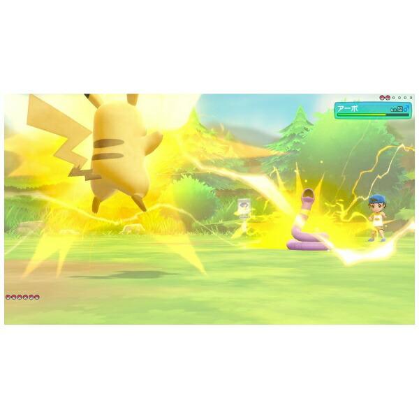 任天堂NintendoポケットモンスターLet'sGo!イーブイモンスターボールPlusセット[ニンテンドースイッチソフトポケモン]【Switch】【代金引換配送不可】