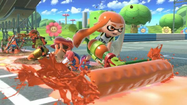任天堂Nintendo大乱闘スマッシュブラザーズSPECIAL【Switchニンテンドースイッチソフトスマブラ】