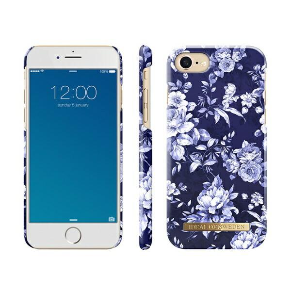 IDEALOFSWEDENiPhone8/7/6S/6用ケースセイラーブルーブルームIDFCS18-I7-69
