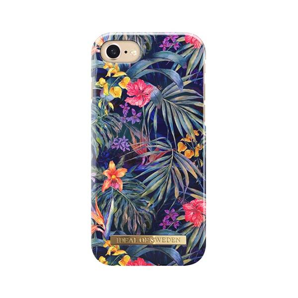 IDEALOFSWEDENiPhone8/7/6S/6用ケースミステリアスジャングルIDFCS18-I7-72