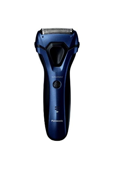 パナソニックPanasonicメンズシェーバー青ES-RL34-A[3枚刃/AC100V][電気シェーバー男性髭剃りESRL34A]