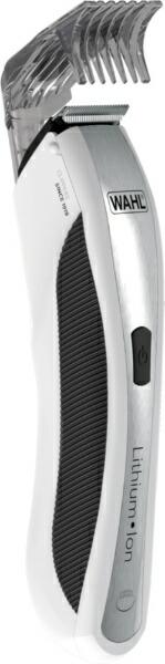 WAHLウォールWC6107AヘアカッターClipper(クリッパー)ホワイト&シルバー[交流充電式/国内・海外対応][WC6107A]