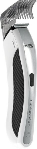 WAHLウォールWC6107AヘアカッターClipper(クリッパー)ホワイト&シルバー[交流充電式][WC6107A]【rb_beauty_cpn】
