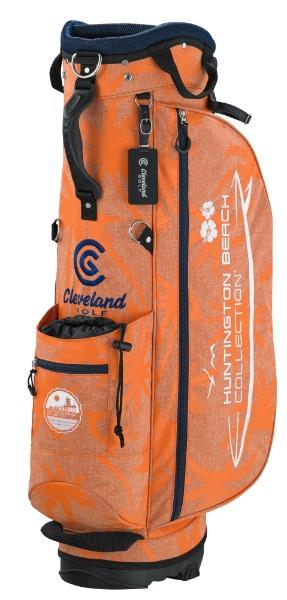クリーブランドClevelandGOLFGGC-C024LキャディバッグクリーブランドサンセットORG