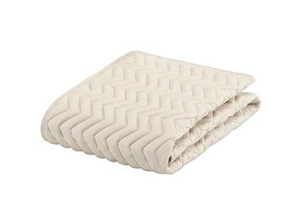フランスベッドFRANCEBED【ベッドパッド】GSバイオベッドパッド91(セミシングルサイズ/91×195cm)フランスベッド
