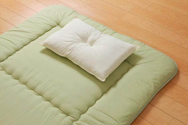イケヒコIKEHIKO森の眠りひばパイプ枕低め(43×63×10cm)