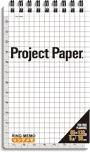 オキナOkina[メモ帳]プロジェクトリングメモL(85×130mm・5mm方眼・50枚)PRML