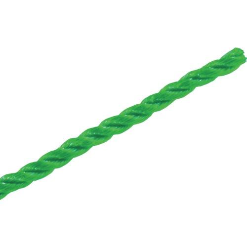 ダイオ化成DioChemicalsDio園芸用ロープ緑太さ2mmX長さ100m