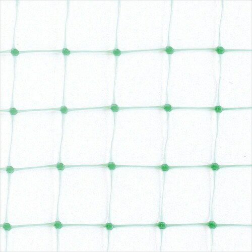 ダイオ化成DioChemicalsDio軽がる防鳥ネット緑目合い10mm目幅4mX長さ5m