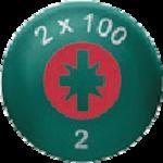 PBスイスツールズ社PBSWISSTOOLSPBスイスツールズ5180−2−100エレクトロマイナス/ポジドライバー