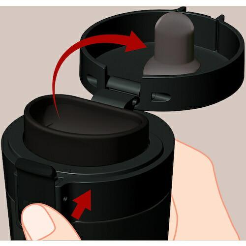 アスベルASVELアスベル真空断熱携帯タンブラーTL370ブラック