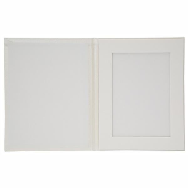 チクマChikumaV-67タテL判1面パールホワイト10210-6パールホワイト[タテ/E・Lサイズ/1面]