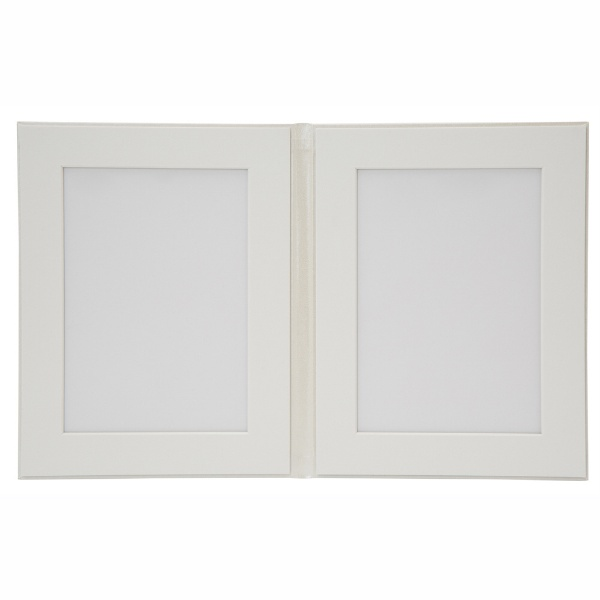 チクマChikumaV-67タテL判2面パールホワイト10220-5パールホワイト[タテ/E・Lサイズ/2面]