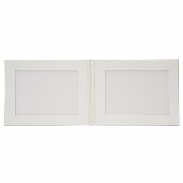 チクマChikumaV-67ヨコ6切2面パールホワイト10227-4パールホワイト[ヨコ/六切サイズ/2面]
