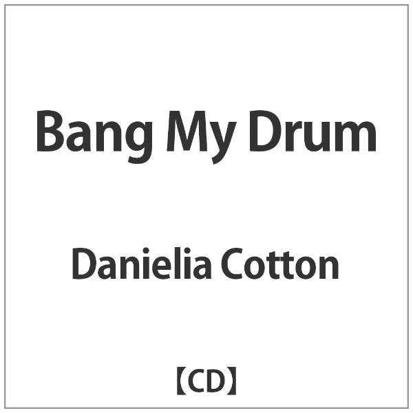 バップVAPDanieliaCotton/BangMyDrum【CD】