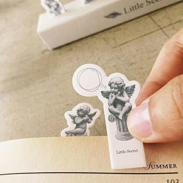 ロジックLogicストーリーインデックス付箋シリーズ~リトルシークレット~<LittleSecret>MA-000804