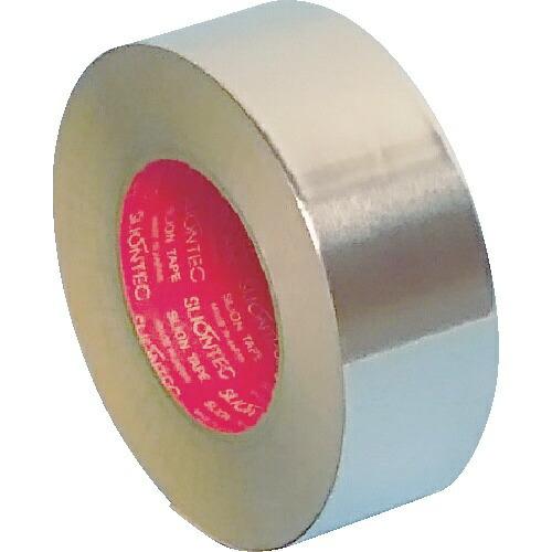 マクセルMaxellスリオンNO.8167アルミテープ80ミクロン50mm幅つやあり