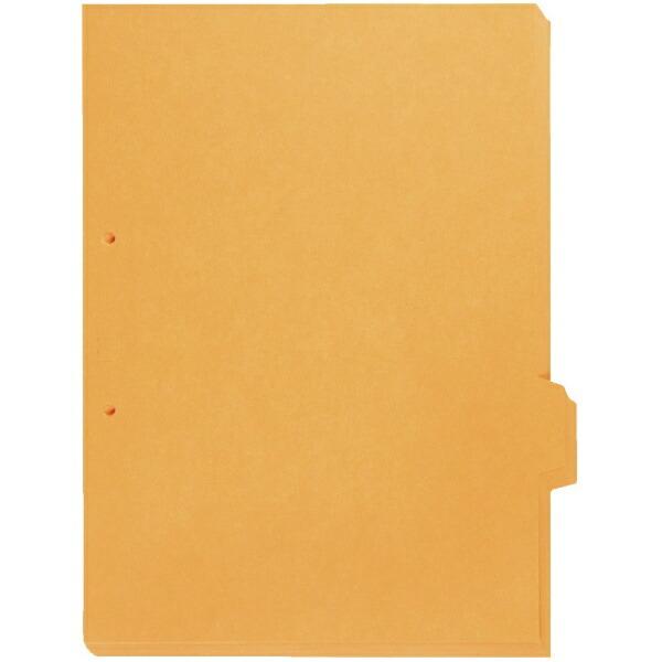 キングジムKINGJIMキングジムカラ−インデックス5山(単色)オレンジ(20枚入)