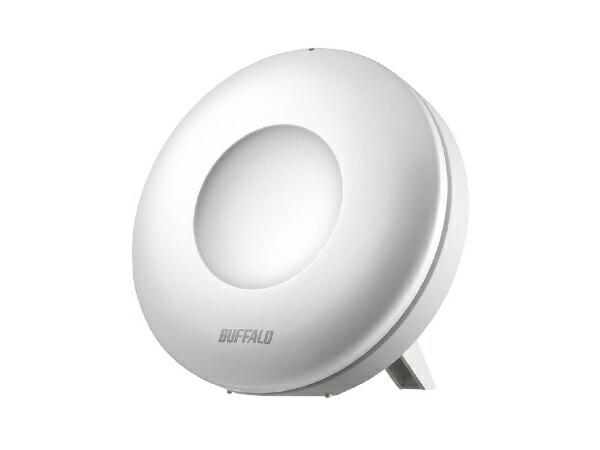 BUFFALOバッファローWEM-1266-W無線LAN中継機wifiルーター866+400MbpsAirStationconnectホワイト[ac/n/a/g/b][WEM1266]