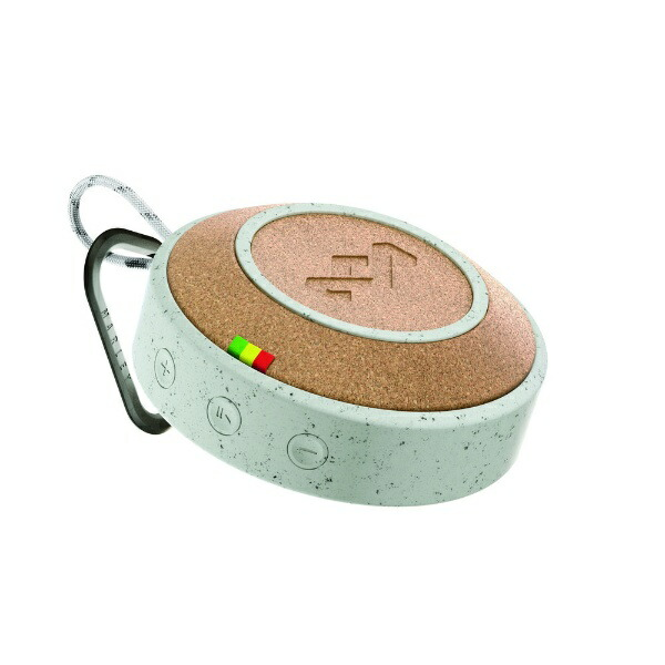HOUSEOFMARLEYハウスオブマーリーブルートゥーススピーカーEM-NO-BOUNDS-GYグレイ[Bluetooth対応/防水][EMNOBOUNDSGY]