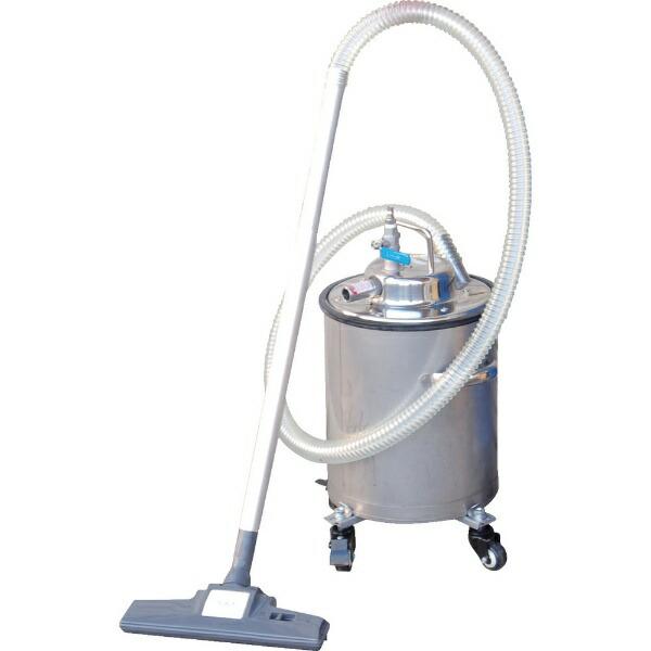 アクアシステムAQUASYSTEMアクアシステムエア式乾湿両用ステンレス製掃除機セット(オープンペール缶専用)